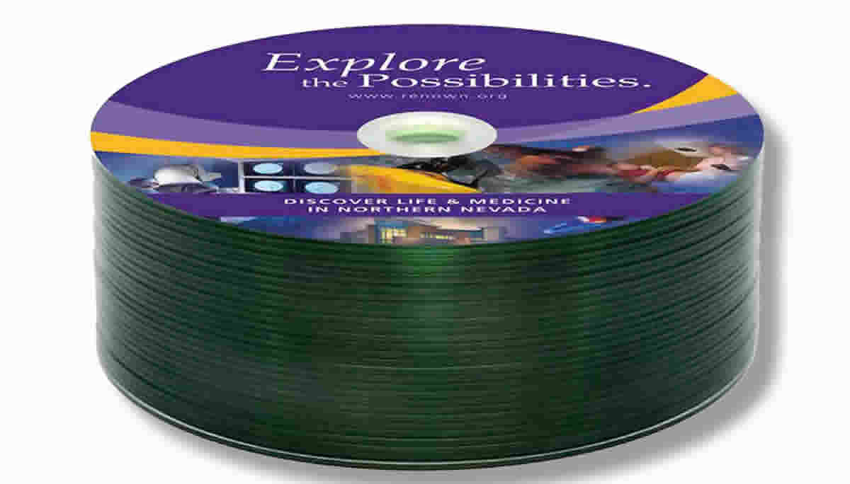 DVD CD Duplication